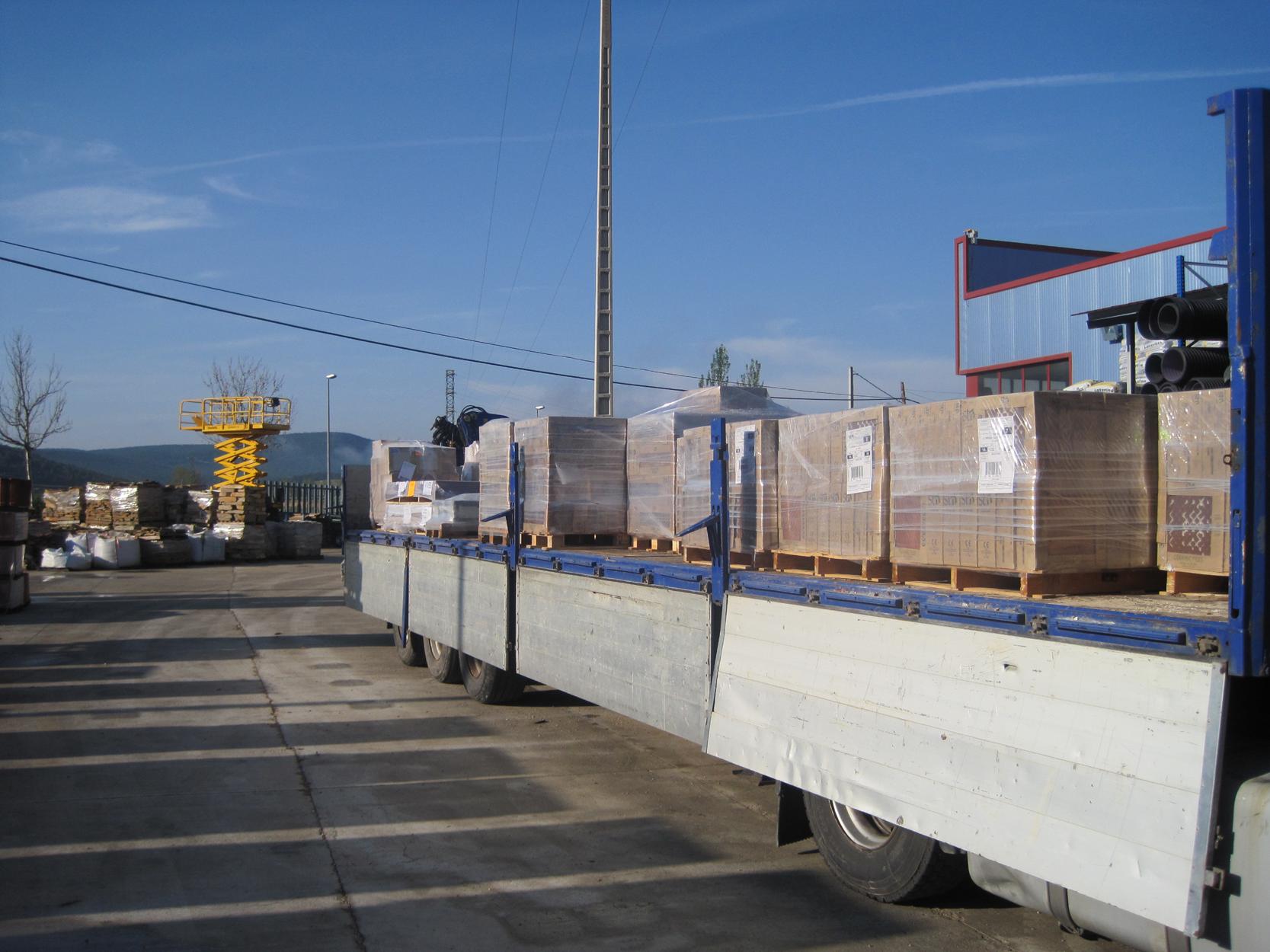 Materiales de construcci n 2 talleres blesa - Materiales de construccion tarragona ...